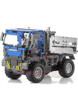Megatruck RC para montar con bloques