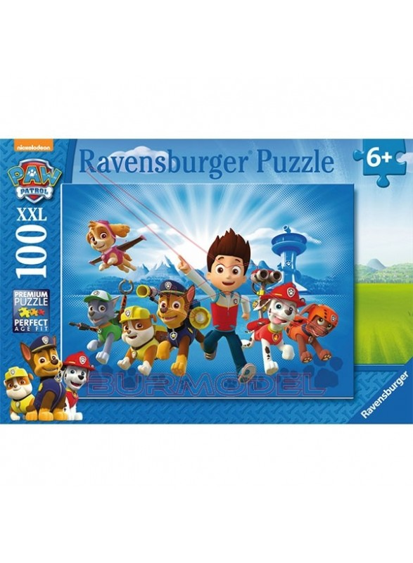Puzzles Paw Patrol 100 piezas XXL