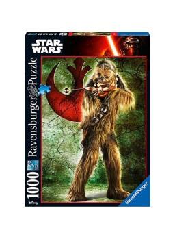 Puzzle Star Wars Chewbacca 1000 piezas