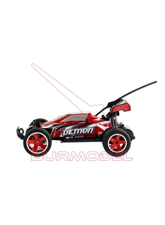 Buggy Demon 2WD escala 1/22