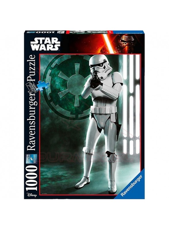 Puzzle Star Wars Guardia Real Imperial 1000 piezas