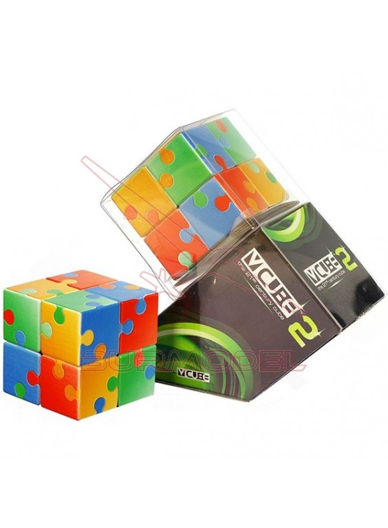 V-CUBE 2 Puzzle