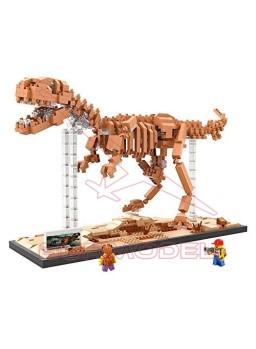 Juego de construcción Tyrannosaurus rex 880 pzs