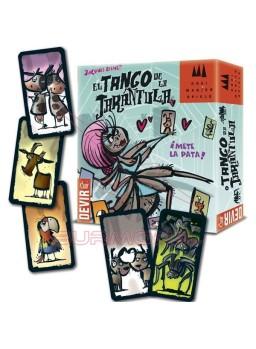 Juego de mesa El tango de la tarántula