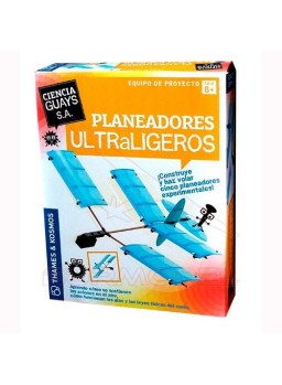 Kit para montar planeadores ultraligeros