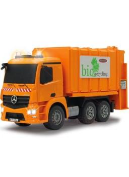 Camión de la basura radio control Mercedes 1/20
