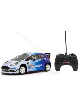 Coche rc Ford Fiesta WRC 2015 1/16