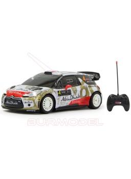 Coche rc Citroen DS3 WRC 2015 1/16