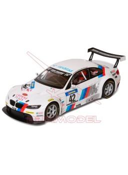 Coche Scalextric BMW M3 GT2 Crowne Plaza