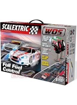 WOS Circuito FULL FUEL CONTROL Scalextric