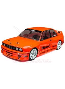 Coche rc HPI Racing RS4 carrocería BMW M3 E30 1/10