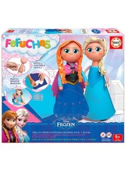 Fofuchas Elsa y Ana de la película Frozen