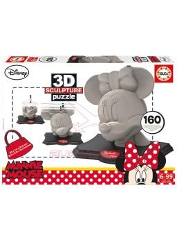 Puzzle Minnie 3 dimensiones