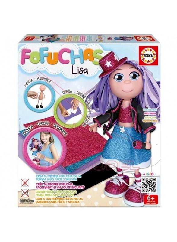 Fofucha Lisa Pop Star