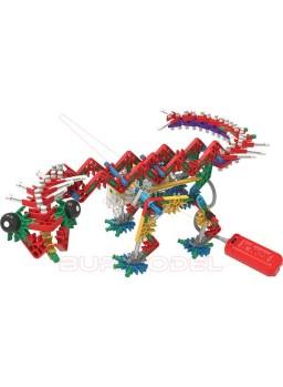 Knex Dinosaurio para construir con motor