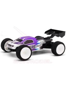 Coche buggy 1/32 HPI D8T Tessman Edition