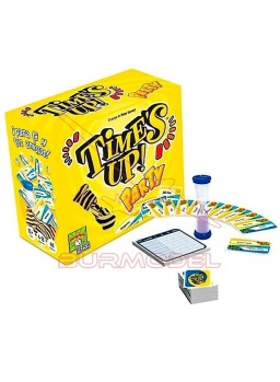 Juego de mesa Time's Up Party