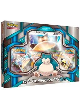 Caja colección Pokemon Snorlac-GX
