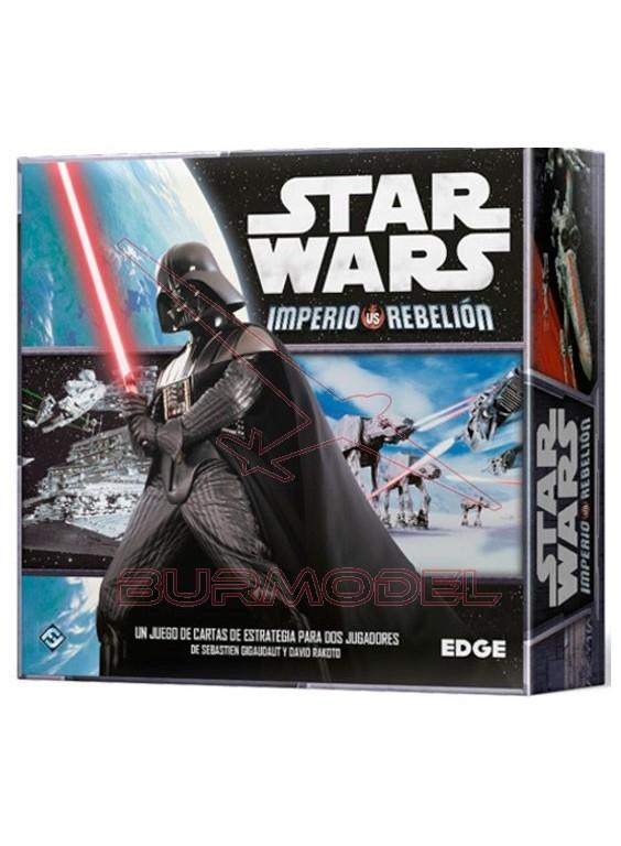 Juego Star Wars Imperio vs Rebelión