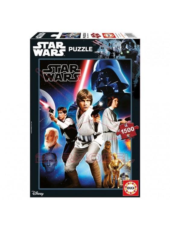 Puzzle Star Wars Episodio IV Una nueva esperanza