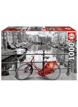 Puzzle 1000 piezas miniature Amsterdam