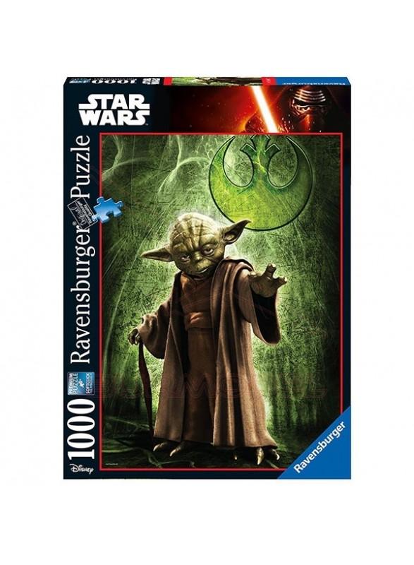Puzzle 1000 piezas Star Wars Yoda
