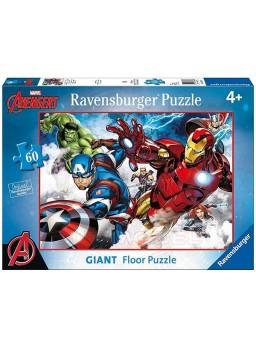 Puzzle 60 piezas Los Vengadores