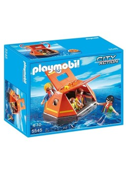 Playmobil Balsa Salvavidas