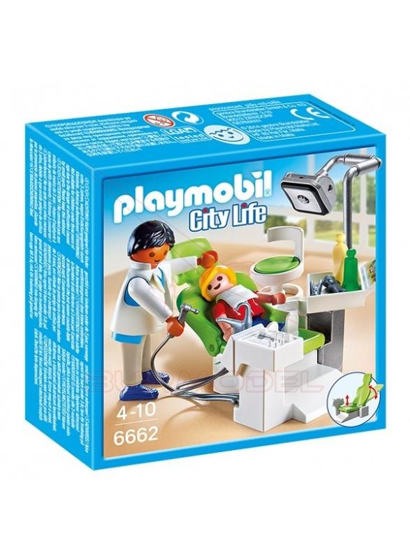 Playmobil Dentista con Paciente