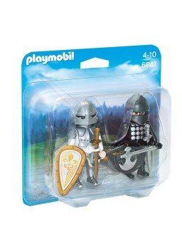 Playmobil Duo Pack Caballeros