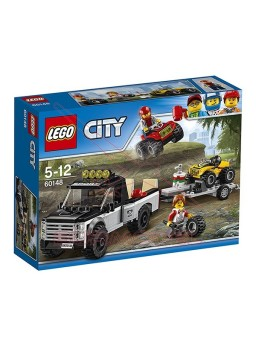 Lego City Todoterreno equipo de carreras