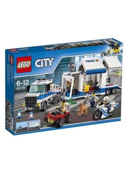 Lego City Centro de control móvil
