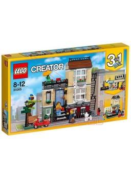 Lego Creator Apartamento urbano