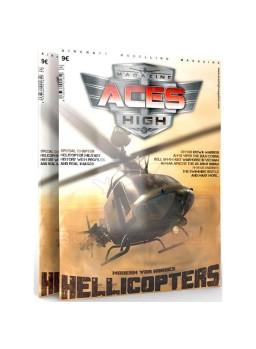 Magazine Aces High nº9 helicopteros español