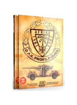 Dak Profile Guide AFRIKA 1943