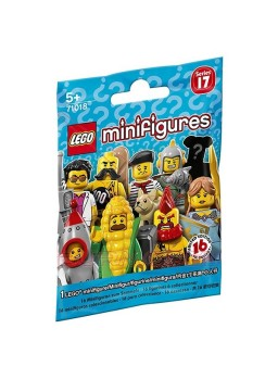 Minifiguras Lego serie 17