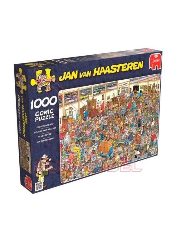 Puzzle 1000 piezas The antique show