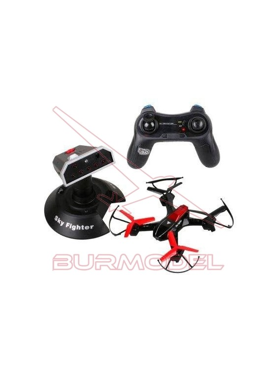 Drone vs Torre YD-822S