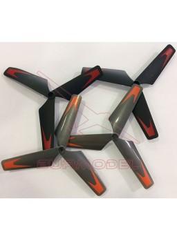 Juego hélices para dron Attop A8-A12