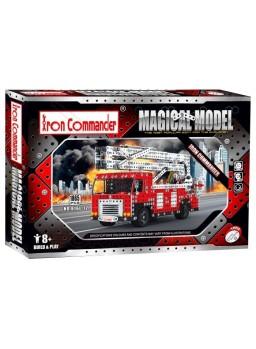 Camión bomberos de metal 1865 piezas