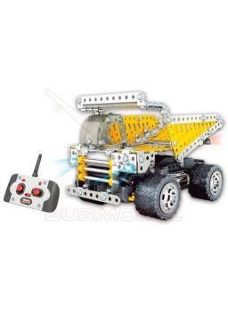 Coche para montar en metal Rc 309 piezas 2,4Ghz