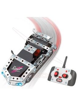 Kit de metal coche rc alta velocidad 140 piezas