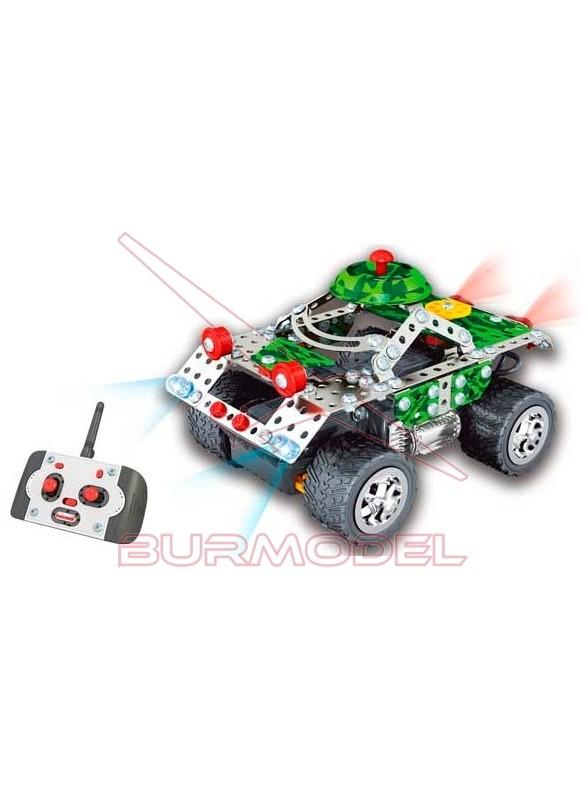 Kit de metal coche rc 263 piezas