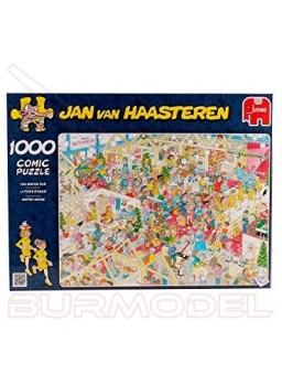 Puzzle 1000 piezas Feria de invierno