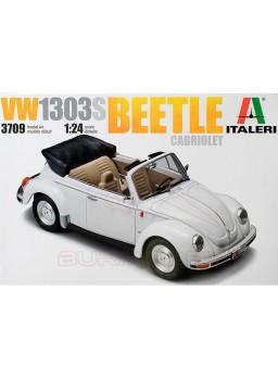 Maqueta coche VW Beetle Cabriolet 1303S 1/24