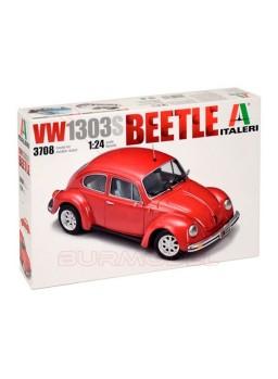 Maqueta Volkswagen Beetle coupé escala 1:24