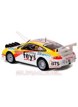 Coche Scalextric Porsche 911 GT3 Rally Duez