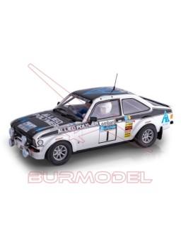 Coche Scalextric Ford Escort MKII Makinen-Liddon