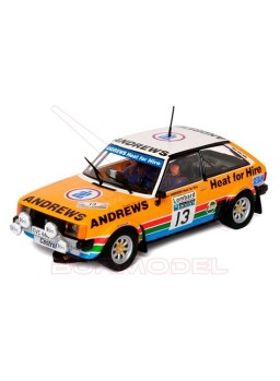 Coche Scalextric Talbot Sunbeam Heat for Hire 1/32