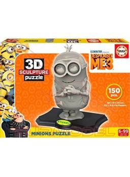 Puzzle 3D Minion Mel